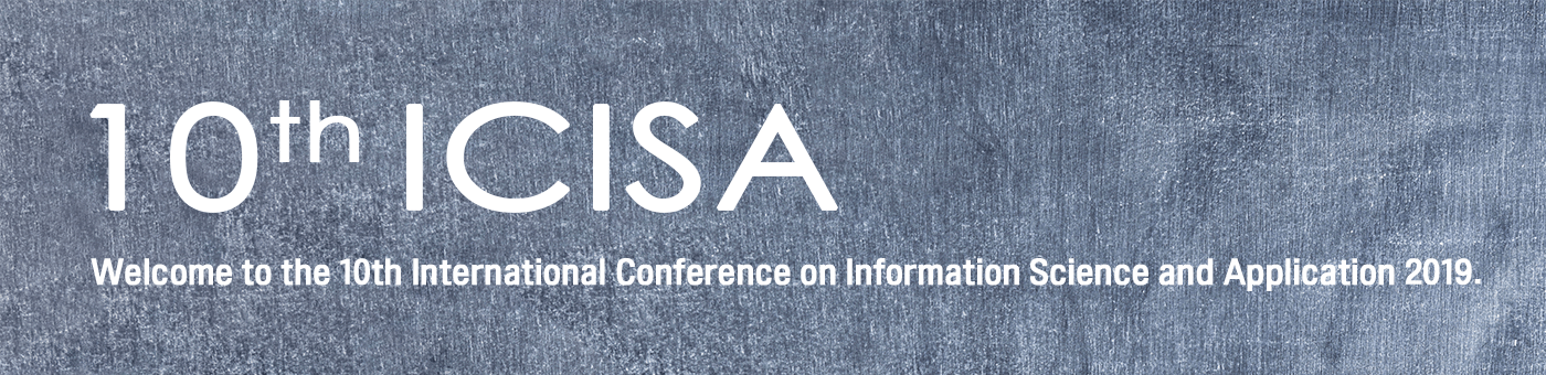 International Conference on Information Science and Applications 2019